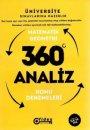 Fides Yayınları YGS Matematik Geometri 360 Analiz Konu Denemeleri
