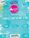 Okyanus Yayınları 11. Sınıf 4 Seansta En Kolay Trigonometri