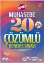 2017 KPSS A Muhasebe 20 Çözümlü Deneme Sınavı Murat Yayınları