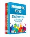 2017 KPSS Matematik Çözümlü Soru Bankası Monopol Yayınları