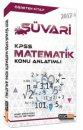 Kariyer Meslek Yayınları 2017 Süvari KPSS Matematik Konu Anlatımlı