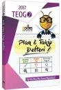 BiDers 8. Sınıf TEOG 2 Plan ve Takip Defteri