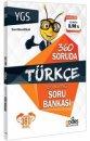 BiDers YGS 360 Soruda Türkçe Çözümlü Soru Bankası