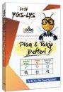 Biders YGS LYS Plan ve Takip Defteri
