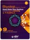 Uğur Yayınları 12.Sınıf YGS LYS Biyoloji Soru Bankası B