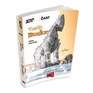 Yargı Yayınları 2017 ÖABT Tarih Budur Tarih Öğretmenliği Konu Anlatımlı