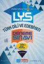 Evrensel İletişim LYS Türk Dili ve Edebiyatı Deneme Sınavı 20 li Fasikül