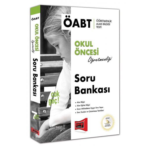 2018 ÖABT 7 Çok Geç Temmuz Çok  Yakın Okul Öncesi Öğretmenliği Soru Bankası Yargı Yayınları
