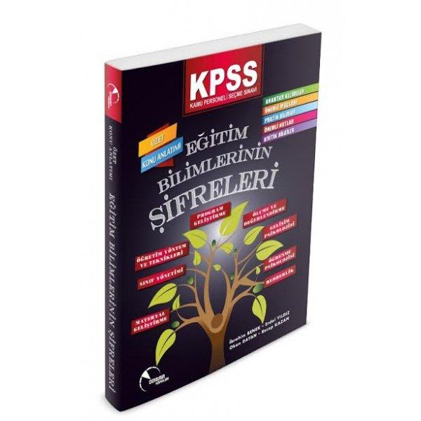2017 KPSS Eğitim Bilimlerinin Şifreleri Konu Anlatımlı Doktrin Yayınları