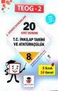 Zeka Küpü Yayınları 8. Sınıf 2. Dönem TEOG 20 li İnkılap Tarihi ve Atatürkçülük Denemeleri