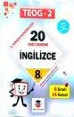 Zeka Küpü Yayınları 8. Sınıf 2. Dönem TEOG 20 li İngilizce Denemeleri