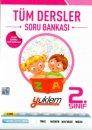 Yüklem Yayınları 2. Sınıf Tüm Dersler Soru Bankası