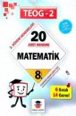 Zeka Küpü Yayınları 8. Sınıf 2. Dönem TEOG 20 li Matematik Denemeleri