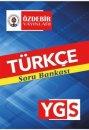Özdebir Yayınları YGS Türkçe Soru Bankası