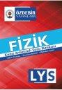 Özdebir Yayınları LYS Fizik 2 Konu Anlatımlı Soru Bankası