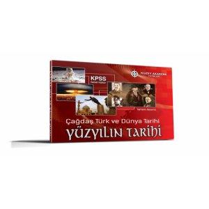 2017 KPSS Çağdaş Türk ve Dünya Tarihi Yüz Yılın Tarihi Kuzey Akademi Yayınları