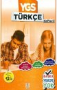 BKD Yayınları YGS Türkçe Defteri