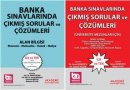 Banka Sınavlarında Çıkmış Sorular ve Çözümleri - 2'li Set Akademi Consulting Yayınları