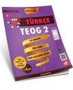 Arı Yayınları TEOG 2 Nisan Türkçemino Türkçe 10 Deneme Sınavı