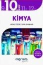 Çağrışım Yayınları 10. Sınıf Kimya Konu Özetli Soru Bankası