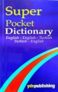 Ydspublishing Yayınları Super Pocket Dictionary -English-Turkish-Turkish-English