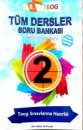 RTY Rota Yayınları 8.Sınıf TEOG 2 Tüm Dersler Soru Bankası