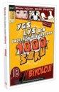 Benim Hocam Yayınları YGS-LYSden Önce Çözülmesi Gereken 1000 Biyoloji Soru