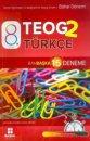 Başka Yayıncılık 8. Sınıf TEOG 2 Türkçe Bambaşka 15 Deneme