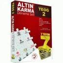 Altın Karma TEOG-2 7 Farklı Yayın 7 Deneme Seti