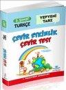 İnovasyon Yayınları 3.Sınıf Türkçe  Çevir Etkinlik Çevir Test