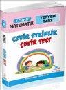 İnovasyon Yayınları 4. Sınıf  Matematik Çevir Etkinlik Çevir Test