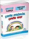 İnovasyon Yayınları 4.Sınıf   Türkçe Çevir Etkinlik Çevir Test
