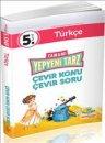 İnovasyon Yayınları 5.Sınıf   Türkçe Çevir Konu Çevir Soru