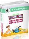 İnovasyon Yayınları 5.Sınıf Sosyal Bilgiler  Çevir Konu Çevir Soru