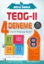 Damla Yayınları 8. Sınıf TEOG 2 Deneme 4 lü Çözüm Kitapçığı İlaveli