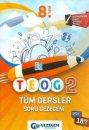 Gezegen Yayıncılık 8. Sınf TEOG 2 Tüm Dersler Soru Gezegeni