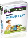 İnovasyon Yayınları 6.Sınıf  Türkçe Çek Kopar Yaprak Test