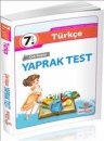 İnovasyon Yayınları 7.Sınıf Türkçe Çek Kopar Yaprak Test