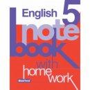 Blok Test Yayınları 5. Sınıf English Notebook Kazanım Defteri Blok Test Yayınları