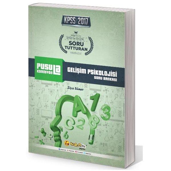 2017 KPSS Eğitim Bilimleri Gelişim Psikolojisi Soru Bankası Kitapcım.biz Yayınları