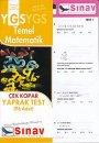 Sınav YGS Temel Matematik Çek Kopar Yaprak Test 96 Adet