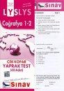LYS Coğrafya 1 2 Yaprak Test 40 Test Sınav Yayınları
