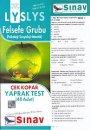 Sınav LYS Felsefe Grubu Çek Kopar Yaprak Test 48 Adet