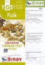Sınav YGS Fizik Çek Kopar Yaprak Test 48 Adet