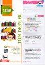 Sınav 4. Sınıf Tüm Dersler Çek Kopar Yaprak Testler