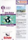 Sınav 6. Sınıf Türkçe Çek Kopar Yaprak Test