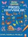 Piksel Dünyası-Piksel Hayvanlar