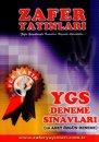 Zafer Yayınları YGS 10 Deneme Sınavı