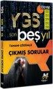 YGS Son 5 Yılın Tamamı Çözümlü Çıkmış Sorular Havalı Yayınları