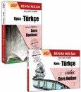 2017 KPSS Türkçe Öznur Saat Yıldırım Soru Bankası - Video Ders Notu İkilisi Benim Hocam Yayınları